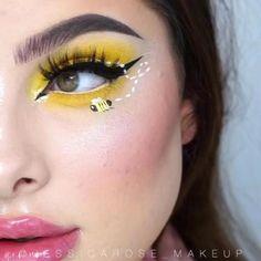 Makeup Eye Looks, Creative Makeup Looks, Eye Makeup Art, No Eyeliner Makeup, Eyeliner Pen, Eyeliner Hacks, Makeup Eyes, Eyeliner For Hooded Eyes, Perfect Winged Eyeliner