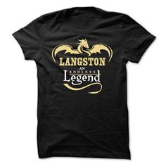 LANGSTON Tee - #gift friend #day gift. WANT THIS => https://www.sunfrog.com/Funny/LANGSTON-Tee.html?68278