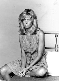 """Farrah Fawcett's portrayal of Francine Hughes in """"The Burning Bed"""" awakened a nation to the problem of domestic violence."""