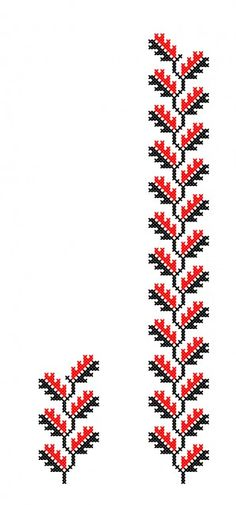 MP558 Folk Embroidery, Embroidery Patterns Free, Hand Embroidery Designs, Cross Stitch Patterns, Cross Stitch Geometric, Charts And Graphs, Bead Shop, Loom Beading, Bead Weaving