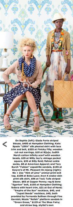love this - Charleston Magazine, March 2012