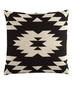 Jacquard-Weave Pillow Cover by H&M