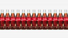 You've no doubt seen the Coke cans with names on 'em, right? | OK, This Is Definitely The Best Way To Share A Pregnancy Announcement