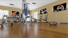 Sanali casa Paraiso 3D Gym