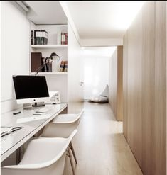9 Charming Scandinavian Study Space That Abound With Simplicity | HOME DESIGN