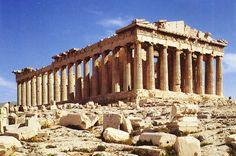 Akropolis, Grekland