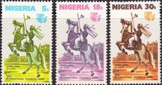 Nigeria 1975 Internation Womens Year Set Fine Mint As SG 335 7 Scott 331 3 Condition MNH Only one post charge applied on multipul purchases Details N