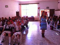 Copo de Algodón: En el V Encuentro de Niños Lectores y Escritores de Guanajuato