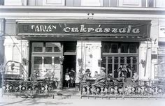 Fabian Cukraszda/Patisserie  (Cluj/Kolozsvar) Homeland, Romania, The Incredibles, Country, Places, Painting, Vintage, Flag, Restaurant