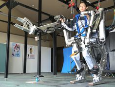 In two years, Mitsui and its partners aim to release the next iteration, complete with mechanical arms and legs. Further out, future versions could start to take on Aliens-like proportions. Source: Mitsui & Co. via Bloomberg