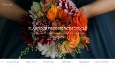 Zaplanuj swój ślub w Google