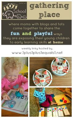 Tot School Gathering Place Week 94