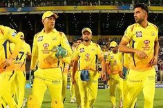 The Chennai Super Kings (CSK) made a remarkable comeback in the IPL last season. The CSK franchise was even mocked by the cricket fans when they… T20 Cricket, Cricket News, Live Cricket Channels, Shane Watson, Ms Dhoni Wallpapers, Cricket In India, Ms Dhoni Photos, Ravindra Jadeja, Cope Up