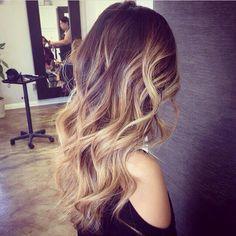 Tortoiseshell Hair. Love it!