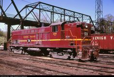RailPictures.Net Photo: LV 200 Lehigh Valley Baldwin DRS4-4-1500 at Sayre, Pennsylvania by miningcamper