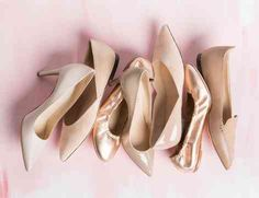 Blush Shoes   M.Gemi