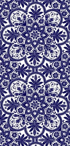 New Wallpaper Iphone Pattern Design Pretty Illustrations Ideas Pretty Patterns, Beautiful Patterns, Color Patterns, White Patterns, Beautiful Images, Motifs Textiles, Textile Patterns, Motifs Aztèques, Stencil Patterns