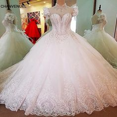 Item Type  Wedding Dresses Sleeve Style  Cap Sleeve Back Design  Lace Up For 9ade7fce5910