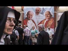 Vatican - Canonization of Pope John XXIII, Pope John Paul II