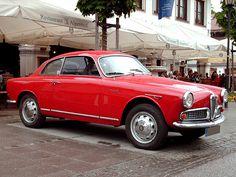 Alfa Romeo Giulietta Sprint Veloce (1959)