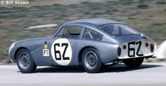 62 - Austin-Healey Sebring Sprite - Donald Healey Motor Co.
