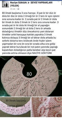 Discover thousands of images about Robalar [] # # # [] # # # # # # # # # # Acıklama ve ornek icin tesekkurler elleriniz dert gormesin This post was discovered by Maria Vishnya. Discover (and save!) your own Posts on Unirazi. Bind Off Knitting, Knitting For Kids, Crochet For Kids, Knitting Stitches, Free Knitting, Baby Knitting Patterns, Crochet Patterns, Baby Pullover, Baby Cardigan