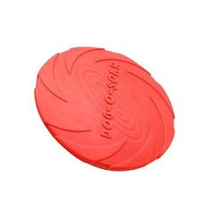 Attractive Fashional Cute Nice Pet Dog Flying Disc Tooth Resistant Training Fetch Toy Play Frisbee Products For Dogs