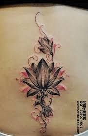 Image result for lotus flower with butterfly