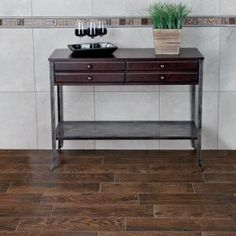MARAZZI Montagna Saddle 24 in. x 6 in. Glazed Porcelain Floor and Wall Tile (14.53 sq. ft. / case)-ULG5 at The Home Depot