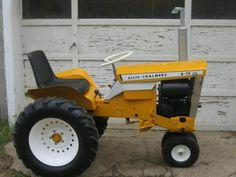 massey garden tractor pullers | Custom Projects - Garden Tractor Talk