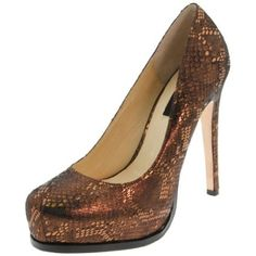 i love them in bronze Chinese Laundry Women's Wink Pump