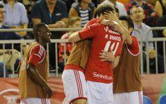 Benfica vence Sporting (2-1) e está na final da Taça de Portugal #colinho ?