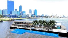 Barge Co: WA's First Floating Event Space