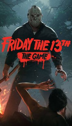 Games HD Widescreen Wallpapers   Friday The 13th Video Game Wallpaper http://www.fabuloussavers.com/Friday_The_13th_Video_Game_Wallpapers_freecomputerdesktopwallpaper.shtml