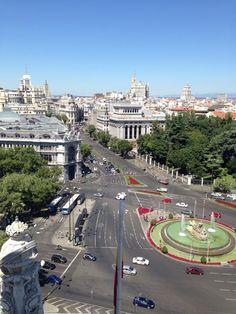 El Mirador del Palacio de Cibeles - Retiro - Madrid