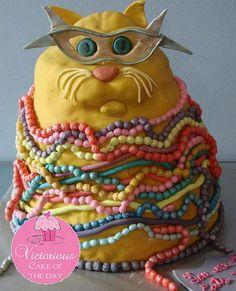 I want this cake! Cupcakes, Cupcake Cookies, Take The Cake, Love Cake, Beautiful Cakes, Amazing Cakes, Cake Pops, Chocolates, Fancy Cakes