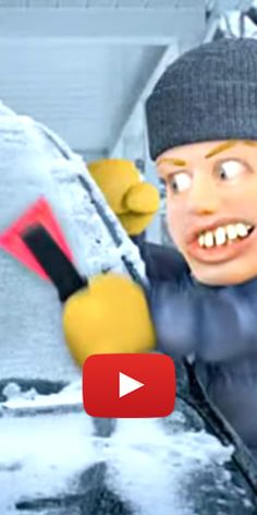 Les joies de l'hiver selon les Têtes à claques. http://rienquedugratuit.ca/videos/les-joies-de-lhiver-selon-les-tetes-a-claques/