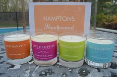 the hamptons candles Die Hamptons, Candle Jars, Candles, East Hampton, Southampton, Beach House, Coastal, Design Inspiration, San