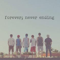 #our2ndlife forever; never ending