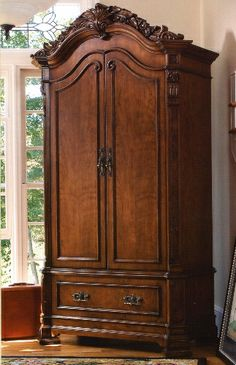 Ashley Furniture Clearance | North Shore Armoire | Living ...