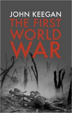 The First World War by John Keegan.  World War I created the modern world. A conflict of unparalleled ferocity, it broke the century of relative peace we associate with the Victorian era, and unleashed the demons of the 20th century - pestilence, military destruction and mass death. This book explores World War I and shows how it acted as a formidable engine for social change throughout the world. #firstread