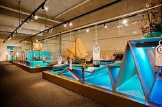tentoonstelling Topmodellen in het Maritiem Museum Rotterdam