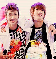 BoyFriend - Jo Twins ( KwangMin & YoungMin)