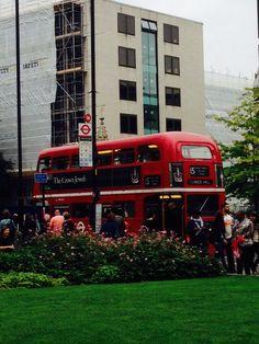 London bus London Bus, City Landscape, Tower, Lathe, Towers, Building