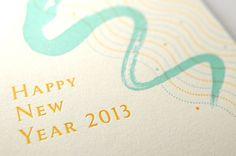 年賀状のデザインをさせていただきました。 : COSYDESIGN*COSYDAYS