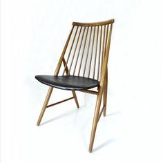 Vintage Thea Leonard Flamingo Chair for Nassjo by bergenhouse, $500.00