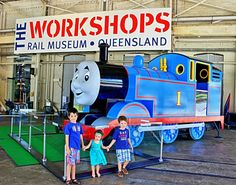 Where is it: North Ipswich, only 10 minutes' drive from Ipswich CBD       What's it all about: One of the great museums in Queensland's Museum Network - dedicated to rail workers and the history of rail in Queensland!              How can I join in: The m