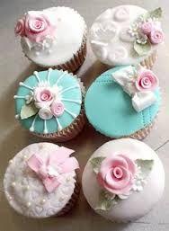 Image result for shabby chic cake cases