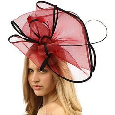 22c5990682ac9 Fascinators and Headpieces 168998  Gorgeous 2Tone Feather Quill Fascinators  Headband Cocktail Derby Hat -  BUY IT NOW ONLY   31.11 on eBay!