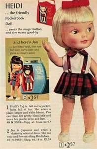 hi heidi doll - Bing Images